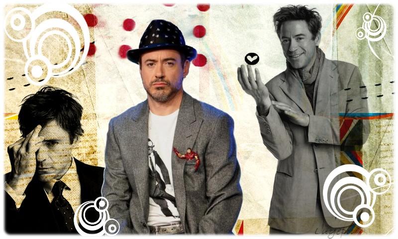 Robert Downey Jr Wallp... Robert Downey