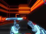 TRON 2.0 Killer App Mod added Disc Spin Animation