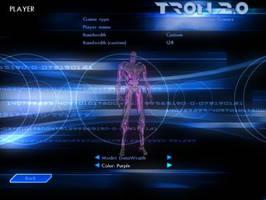 TRON 2.0 Killer App Mod DataWraith by Zook_One by redrain85
