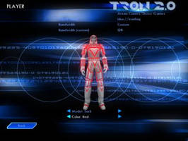 TRON 2.0 Killer App Mod Sark by Zook_One by redrain85