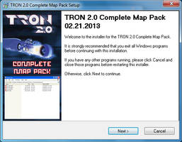 TRON 2.0 Complete Multiplayer Custom Map Pack by redrain85