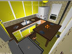Outta My Kitchen - TRON 2.0 Custom Fan-Made LC Map