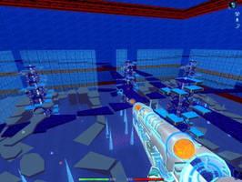 Sniper - TRON 2.0 Custom Fan-Made DM Map by redrain85