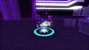 TRON 2.0 Killer App Mod Derez Drunken Dims Powerup by redrain85