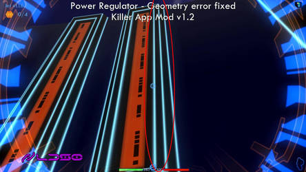Power Regulator - Twisted geometry fixed