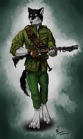 Malamute scout