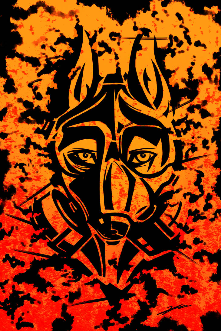 Gas Mask Fox 2015 by GasMaskFox
