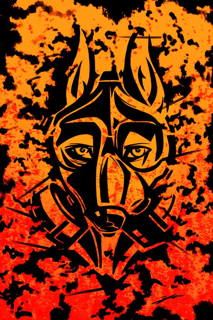 gas mask fox 2015 by gasmaskfox on deviantart. Black Bedroom Furniture Sets. Home Design Ideas