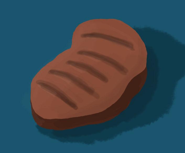 Steak by evoflorent