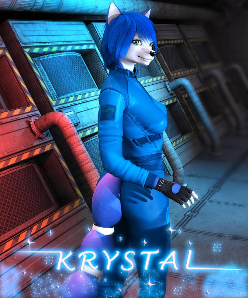 Genesis 2 Female - Krystal by UnrealFox