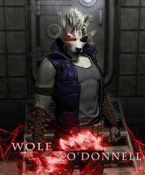 Genesis 2 Male - Wolf O'Donnell by UnrealFox