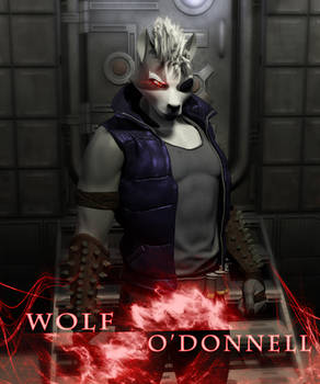 Genesis 2 Male - Wolf O'Donnell