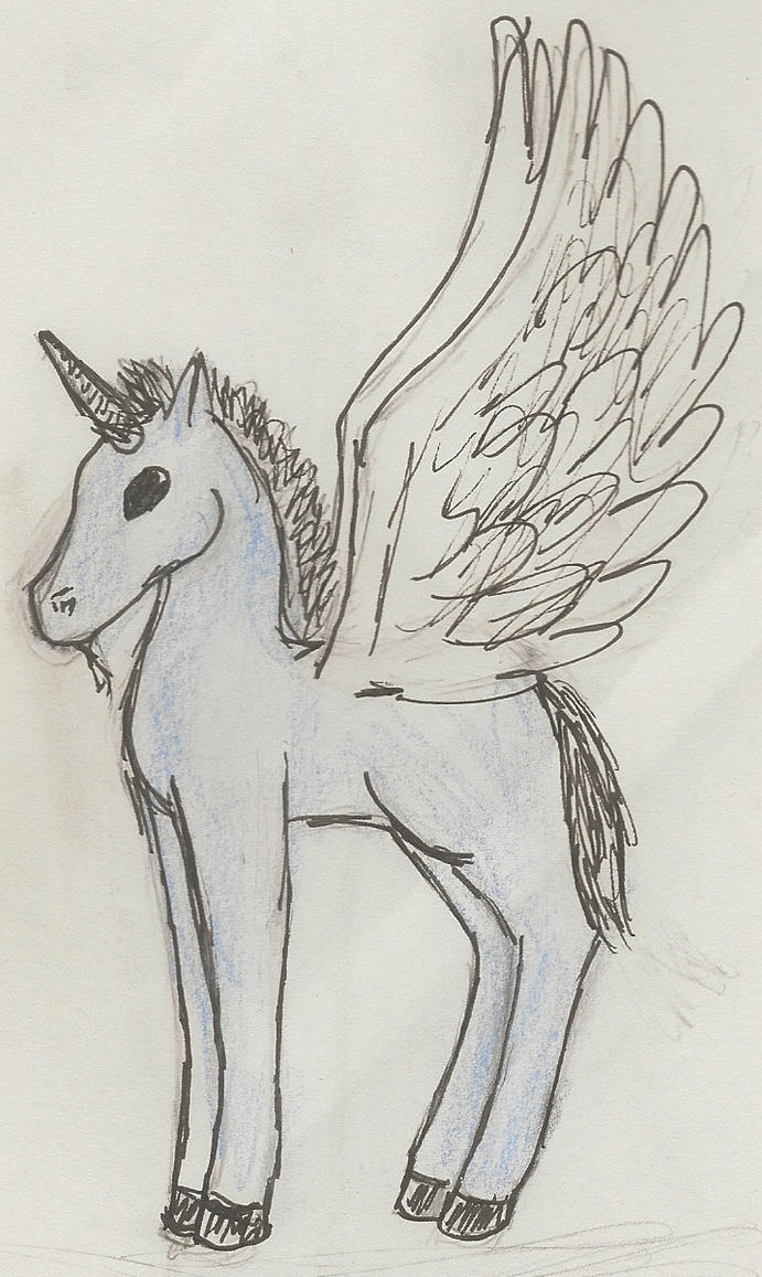 The gallery for --> Real White Unicorn With Wings