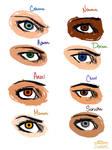 TOG Eyes