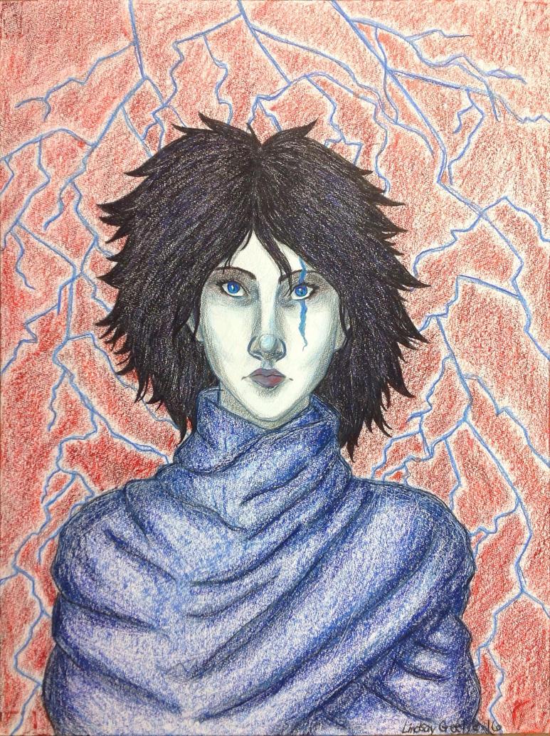 Art Project: Inner Demons by TheTempestintheStorm