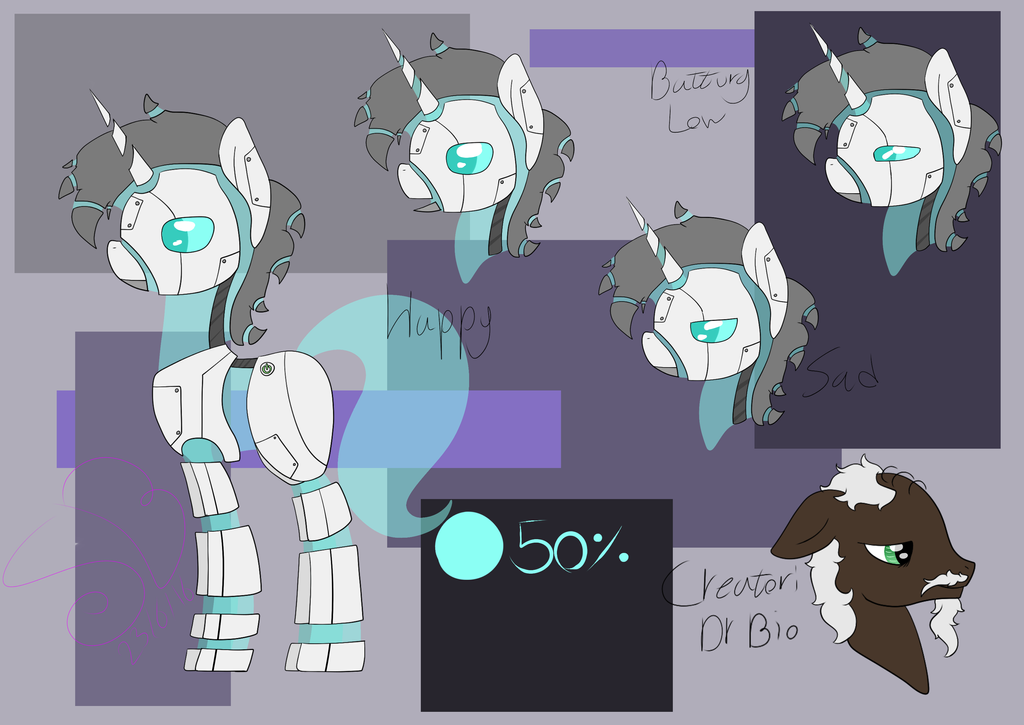 Bio ref by SubtleBrush