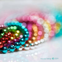 ballchain colourful by nandiamond