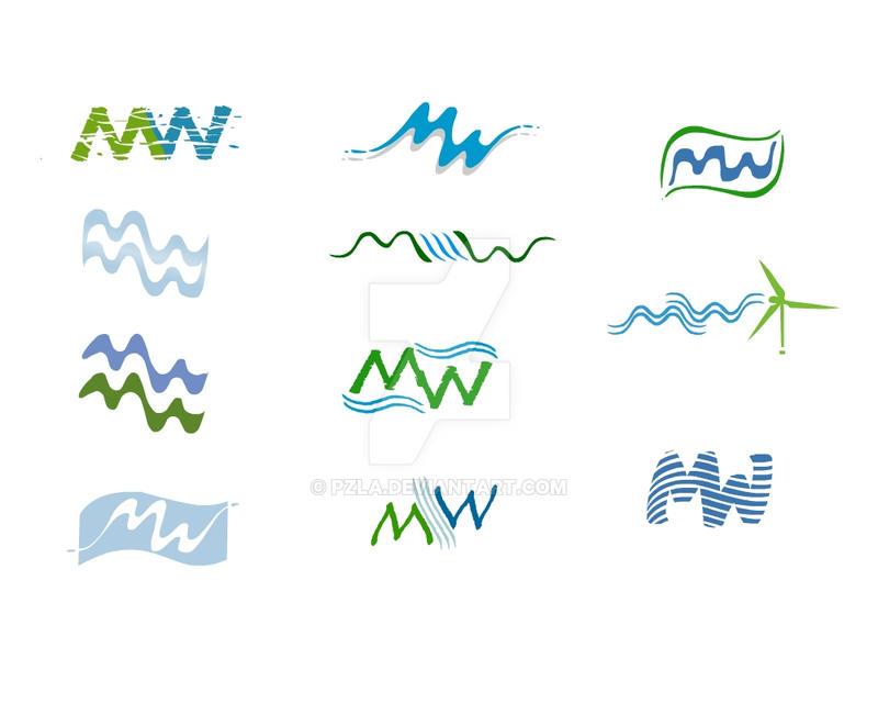 wind energy logos by pzla on deviantart
