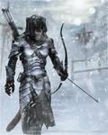 Khajiit - Through the Blizzard