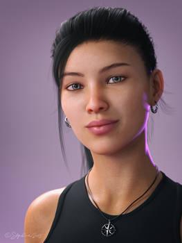 Kyra Akuleia Portrait