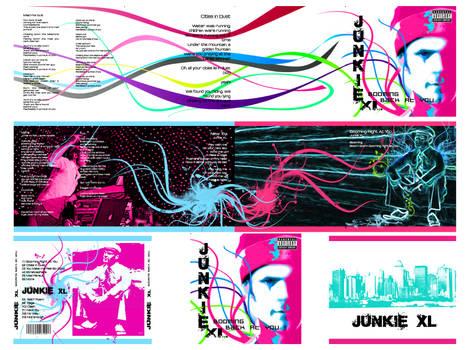 Arte para Junkie XL