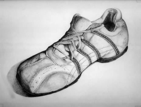 Media Tinta -  Zapato
