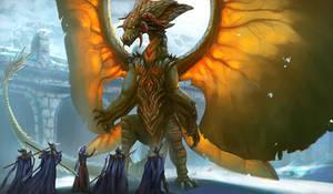 Winterguard and the Dreikhari