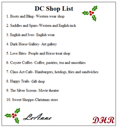 DC Center Stores by appieloosa