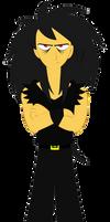 Vadrigar Von Savage in MLP art style by DestroX71689