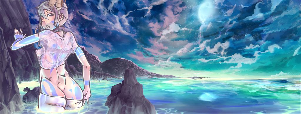 Ocean by Bro-Taku