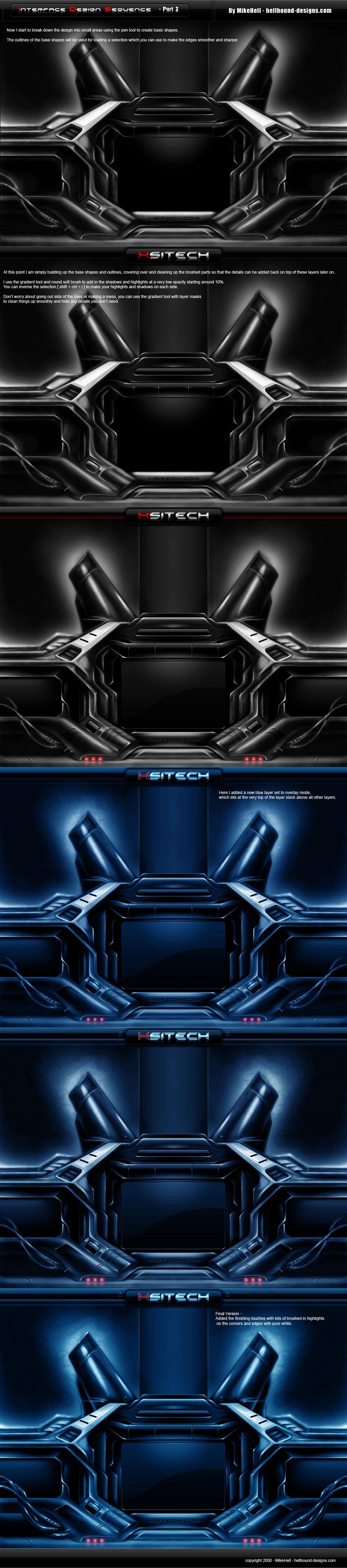 Interface Design Sequence Pt2