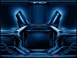 Dark Interface Final by H3LLB0uND