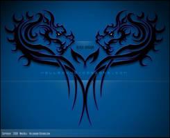 Black Dragon Tribal