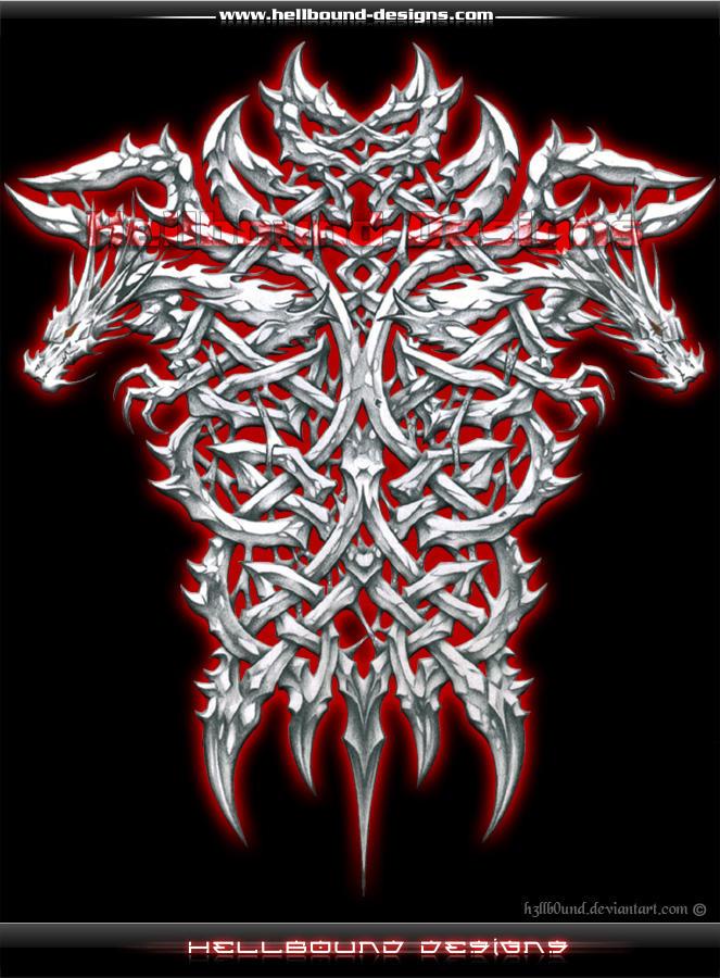 Double Dragon Celtic