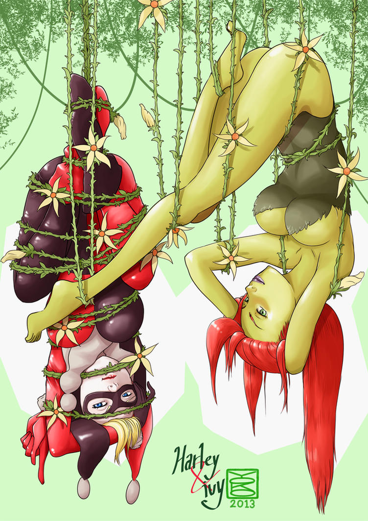 harley and ivy relationship with god
