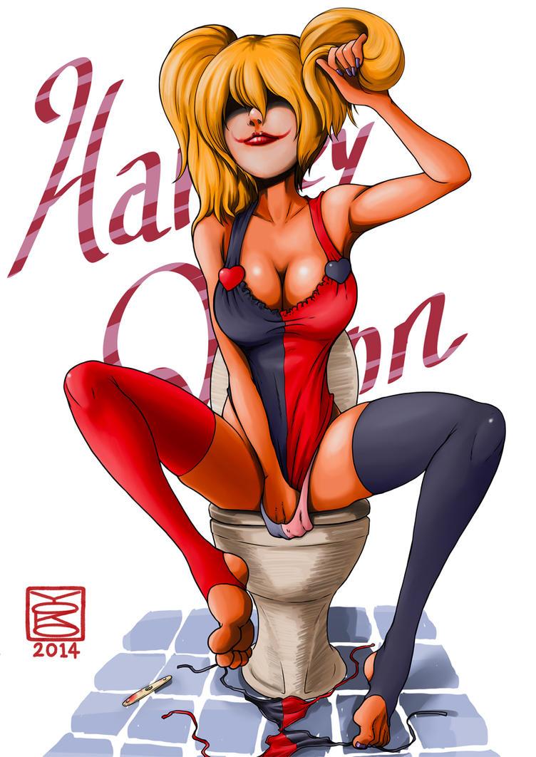 Harley quinn twerking 1 1