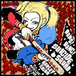 Harley Quinn:SUICIDE SQUAD