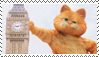 Garfield Stamp 1 by kaorinyaplz