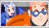 Cabiria and Gas PF Stamp by kaorinyaplz