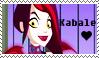 Kabale Stamp by kaorinyaplz