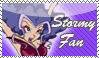 Stormy Stamp by kaorinyaplz