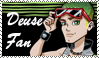 Deuse Fan Stamp by kaorinyaplz