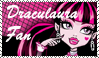 Draculaura Fan Stamp by kaorinyaplz