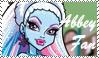 Abbey Fan Stamp by kaorinyaplz