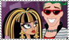 Cleo and Deuse by kaorinyaplz