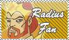 Radius Stamp