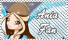 R: Ania Stamp by kaorinyaplz