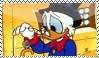 Scrooge McDuck Stamp by kaorinyaplz