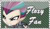 Floxy Fan Stamp by kaorinyaplz