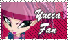 Ucca Fan Stamp by kaorinyaplz